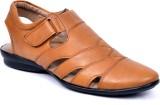 ElPaso Men Tan Sandals