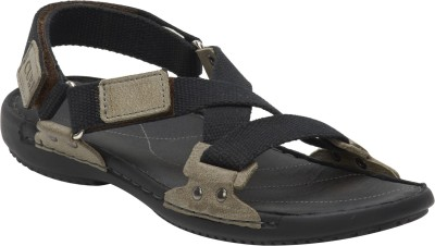 JCube Men Grey Sandals