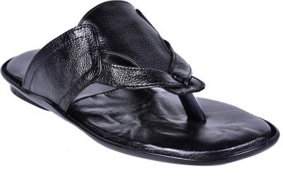cool river Men Black Sandals