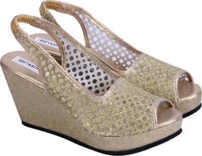 Soft & Sleek Girls Sandals