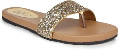 Sindhi Footwear Women Beige Flats