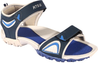 RTS Men Blue, Grey Sandals