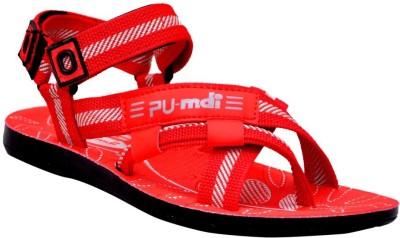 MDI Men Red Sandals