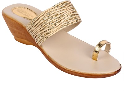 Charu- Diva Design Studio Women Designer Footwear Women Wedges