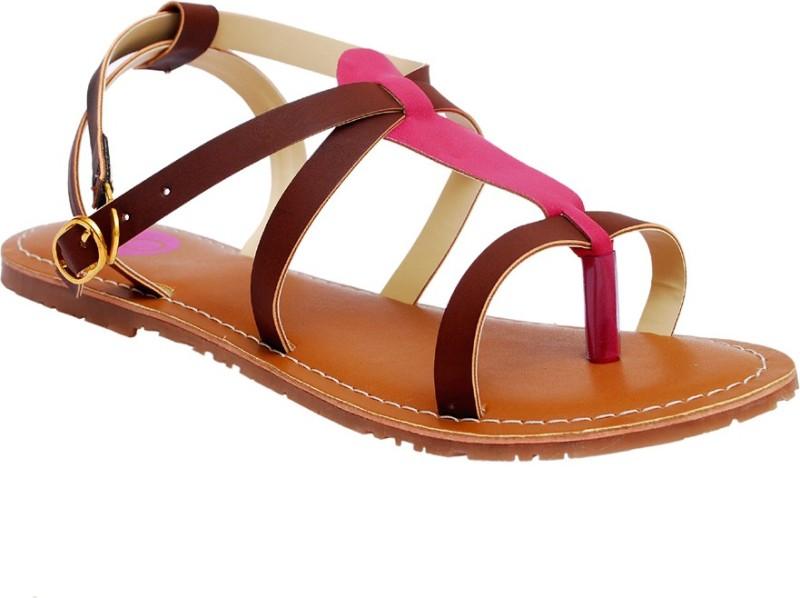 Ilo Women Pink Flats