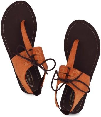 Modsquad Women Tan Flats