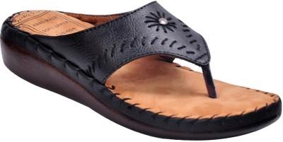 Domestiq Women Black Flats
