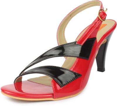 Cara Mia Women Red Heels