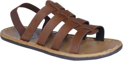 Emosis Men Tan Sandals