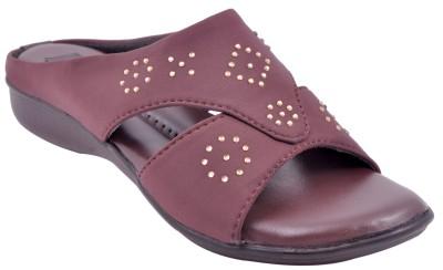 Footshez Women Brown Flats