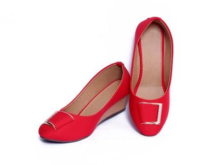 Pu-Aees Girls Pink Sandals