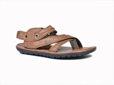COMFORT PLUS Men Camel Sandals