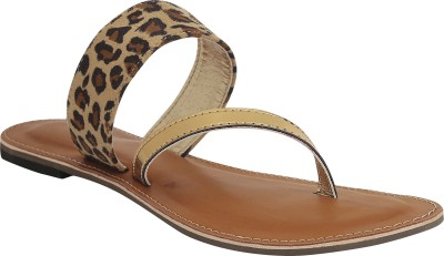 Rialto Women Brown Flats