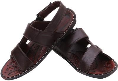 FBT Men Brown Sandals