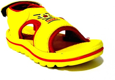 Amvi Boys Yellow Sandals
