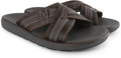 Clarks Kernick Cross Tan Nubuck Men Brown Sandals