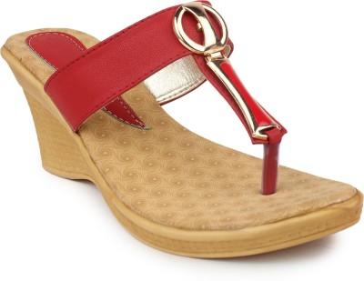 Ortan Women Red Heels