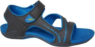 Axotrek Ultra Light Weight Men Grey, Blue Sandals