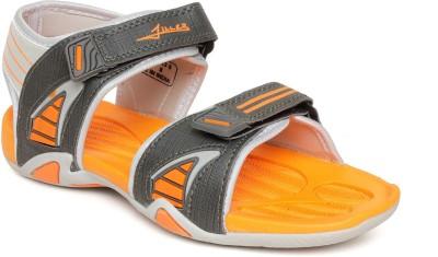 Filler Boys, Men Orange Sports Sandals