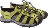 Wildcraft Men Green Sandals