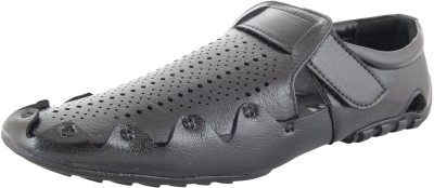 Arstoreindia Men Black Sandals