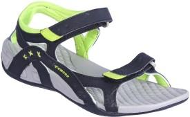 Tracer Women Black Sports Sandals