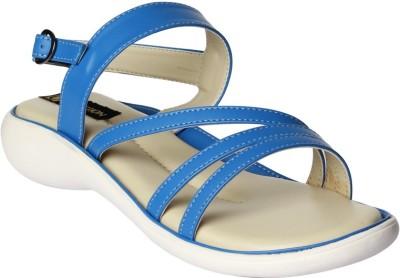 Gcollection Women Blue Flats