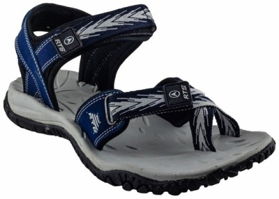 RTS Men Blue, White Sandals