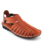 Fucasso Men Tan Sandals