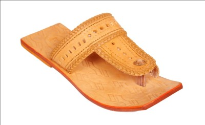 Step Zone Men Brown Sandals