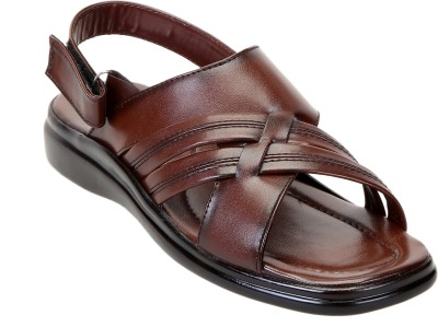 ADVICE Men Brown Sandals