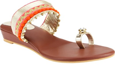 El Cisne Women Brown Flats