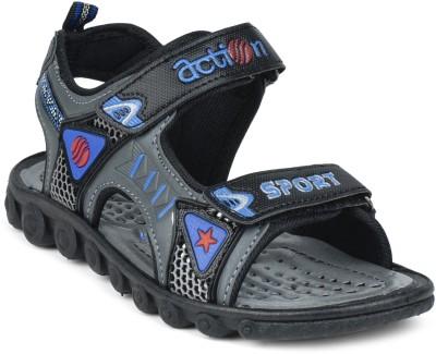 Action KS-505 Boys, Girls Blue Sandals