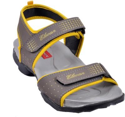 Wave Walk Men Grey Sandals
