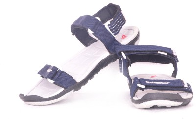 Goldstar Men, Boys Navy, Blue, White Sandals