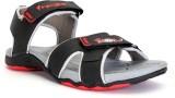 Elligator Men ELFT1003BLK Sandals