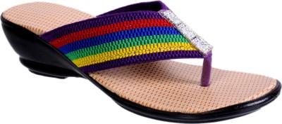Duppy Women Multicolor Flats