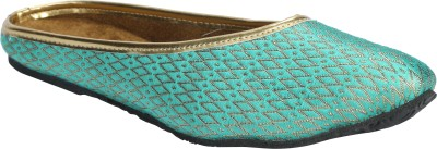 Abile Valor Women Blue Flats