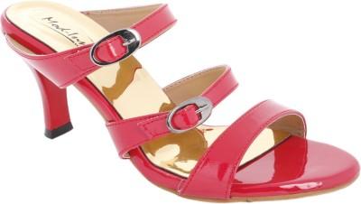 Modin Women Red Heels