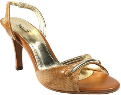 Inc.5 Women Tan Heels