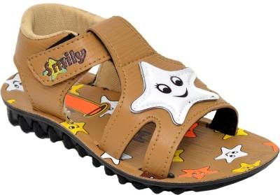 BUNNIES Boys Beige Sandals
