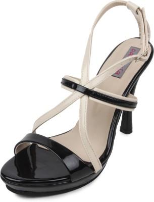 Cara Mia Women Black Heels
