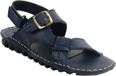 Fucasso Men Blue Sandals