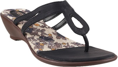 Metro Women 11,BLACK Wedges