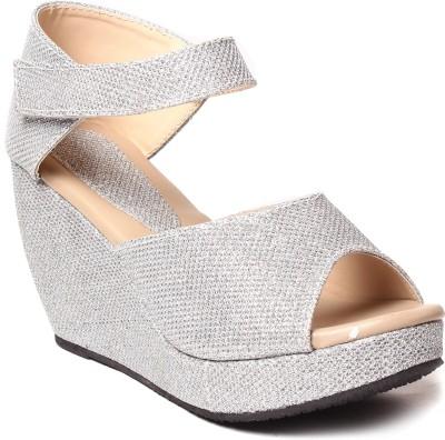 Comfort Women Silver Heels