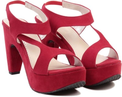 Ten Fabulous Red Women Red Heels