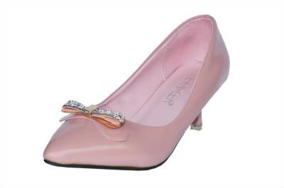Ladela Women Pink Heels