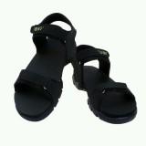 Ziesha Men Black::Green Sandals