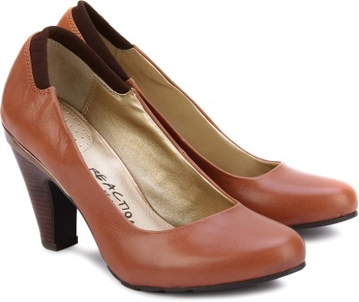 Kenneth Cole Juice Time Women Brown Heels