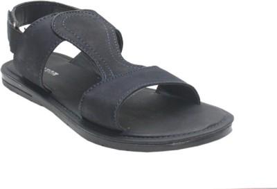 Jack Don Men Blue Sandals